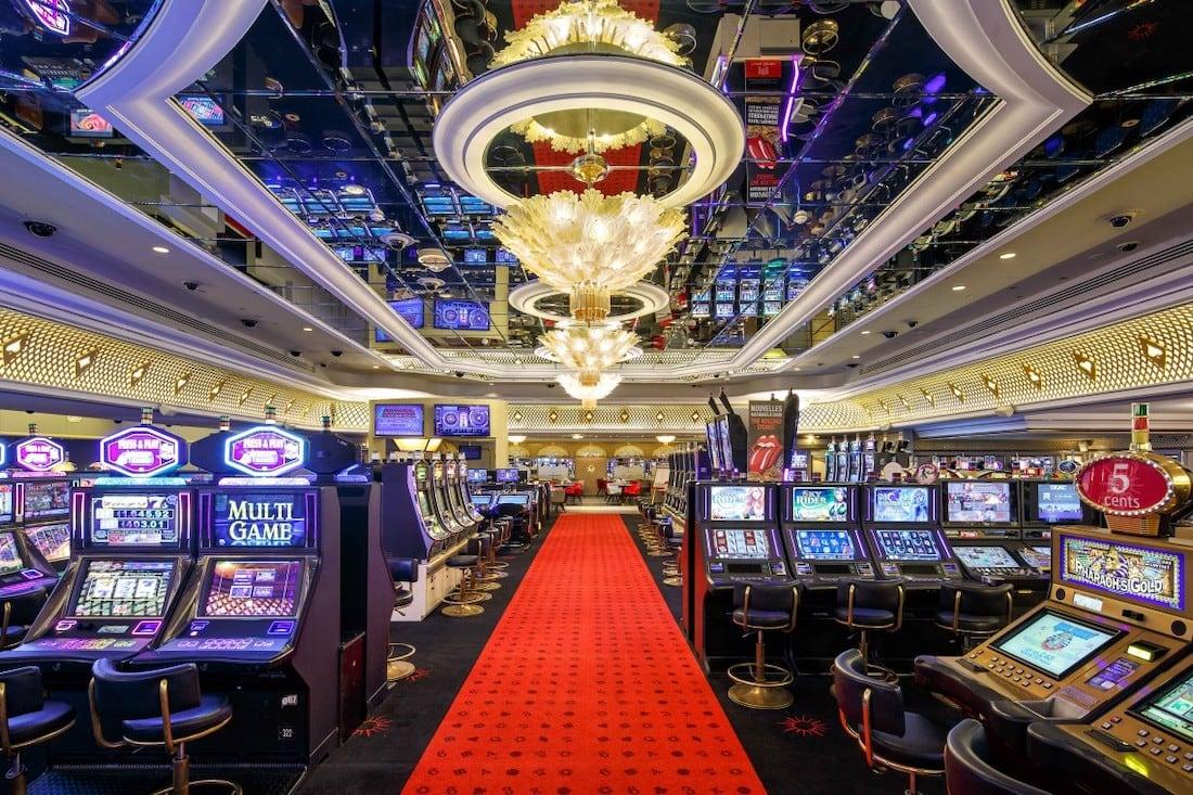 Le Casino de Nice – Palais de la Méditerranée